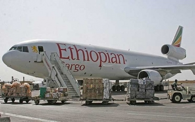 Transport aérien : Ethiopian Airlines Group lance son vol cargo depuis Addis-Abeba
